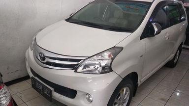 2015 Toyota Avanza G - mulus terawat, kondisi OK, Tangguh (s-0)