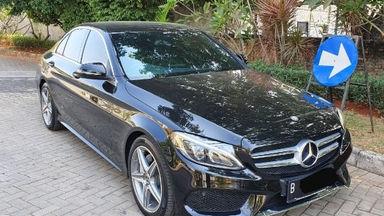 2017 Mercedes Benz C-Class AMG Line - Harga Terjangkau