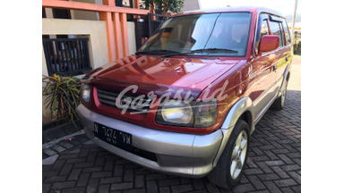 2001 Mitsubishi Kuda GLS