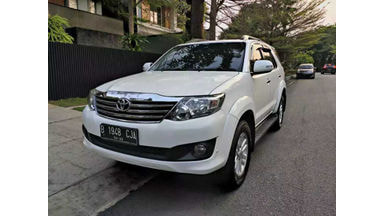 2012 Toyota Fortuner G - Barang Bagus Dan Harga Menarik