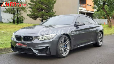 2017 BMW M Series M4 Coupe