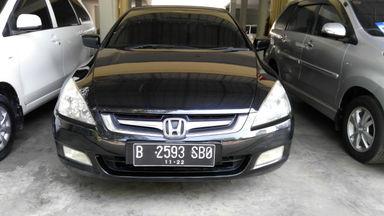 2007 Honda Accord vtil - Barang Cakep (s-7)