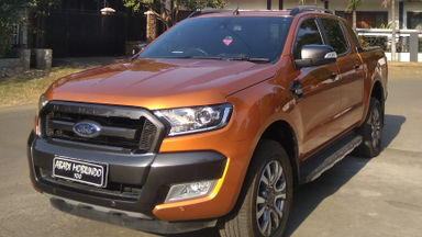 2016 Ford Ranger wildtrak - Istimewa Siap Pakai