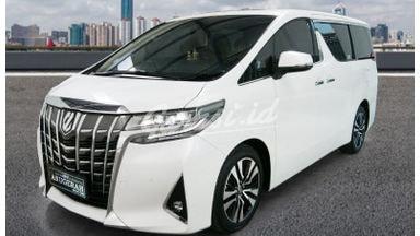 2019 Toyota Alphard G