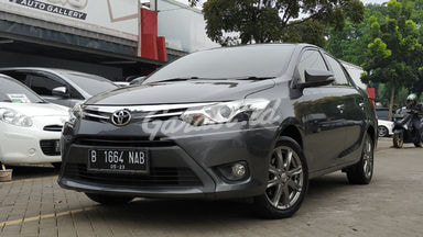 2014 Toyota Vios g - Fitur Mobil Lengkap