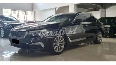 2018 BMW 5 Series 520i Luxury Line - Siap Pakai