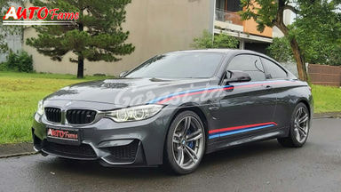 2015 BMW M Series M4 F82 Coupe