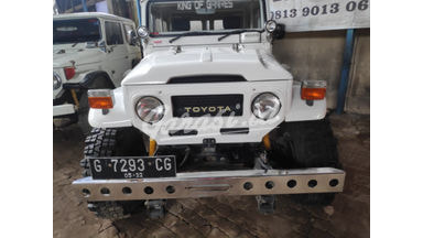 1981 Toyota FJ40 - Unit Super Istimewa