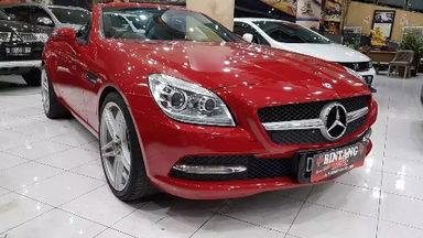 2012 Mercedes Benz Slk SLK200 CABRIOLET - Unit Istimewa