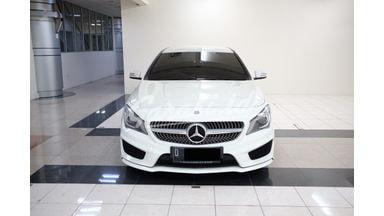 2016 Mercedes Benz CLA-Class amg