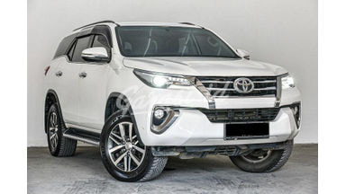 2016 Toyota Fortuner VRZ - Promo Merdeka Untuk Kamu