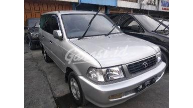 2001 Toyota Kijang LGX - Nyaman Terawat