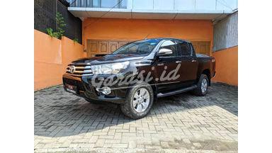 2015 Toyota Hilux G 4x4