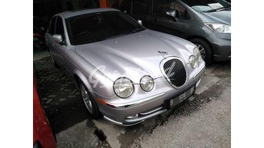 2000 Jaguar S-Type at - Siap Pakai