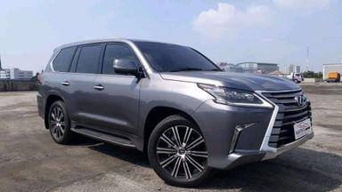 2018 Lexus LX LX570 - SIAP PAKAI!