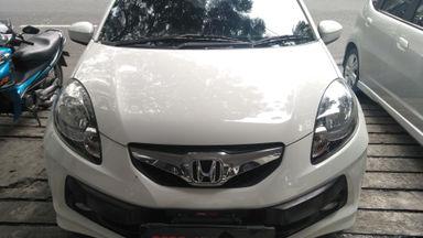 2014 Honda Brio Satya E - Promo DP Ringan Akhir Tahun Cuman 19juta (s-1)