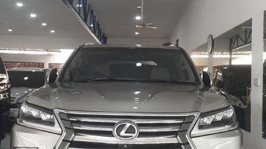2016 Lexus LX 570 - Istimewa