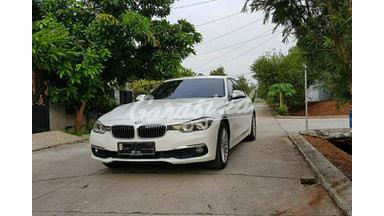 2018 BMW 3 Series 320i F30 Luxury