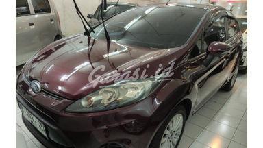 2011 Ford Fiesta L