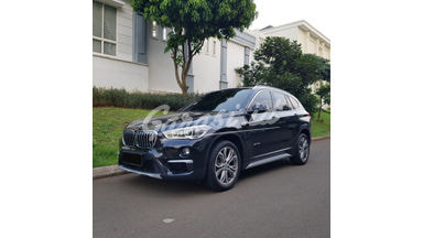 2018 BMW X1 SDRIVE