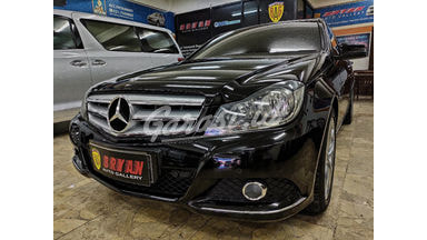 2012 Mercedes Benz C-Class C200 AVANTGARDE