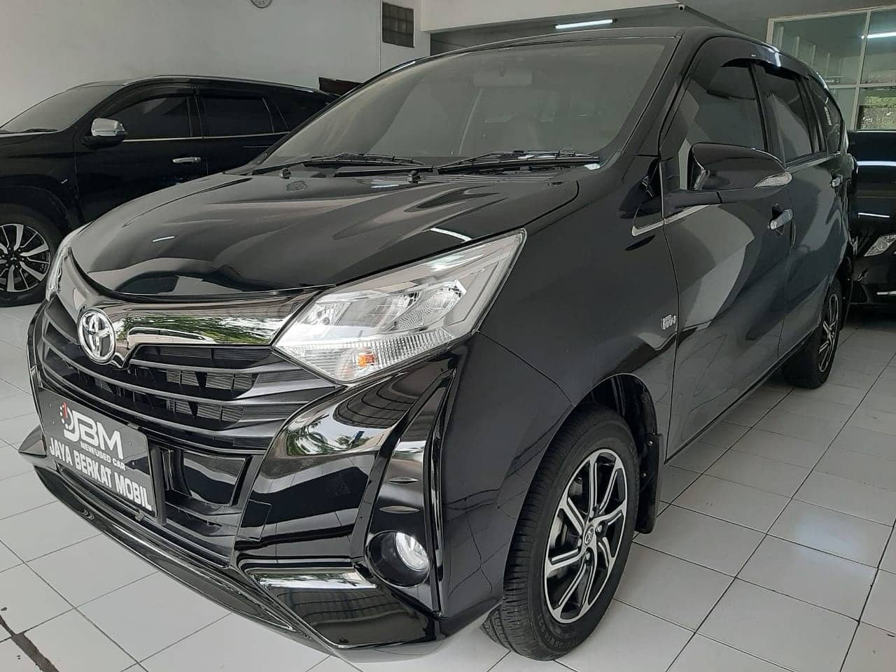 2020 Toyota Calya G