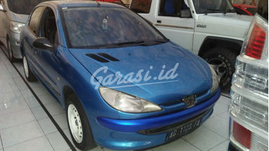 2001 Peugeot 206 sporty - Unit Istimewa