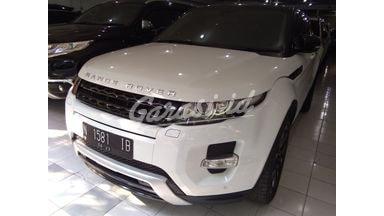2013 Land Rover Range Rover Evoque Si4 - Murah Jual Cepat Proses Cepat