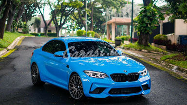 2019 BMW M Series M2 Competition