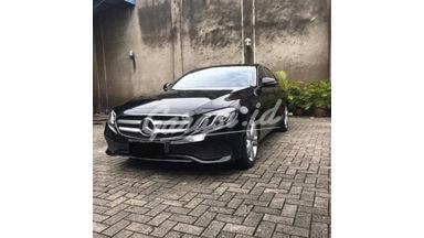 2018 Mercedes Benz E-Class E250 Avantgarde ATPM - Tangan Pertama Mulus Banget Ready Kredit