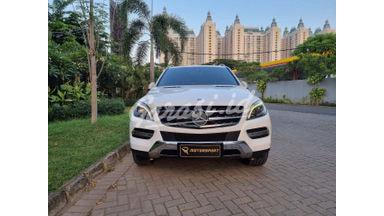 2015 Mercedes Benz ML-Class 400 CDI