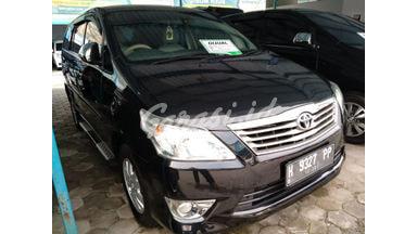 2012 Toyota Kijang Innova G - Terawat Siap Pakai