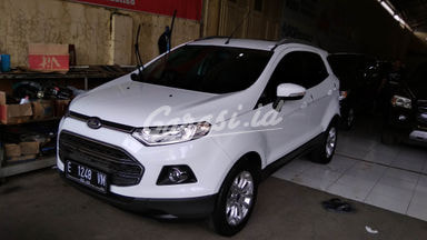 2014 Ford Ecosport Titanium - Terawat Siap Pakai Unit Langka