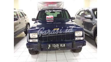 1995 Jeep Cherokee XJ Limited - Harga Menarik