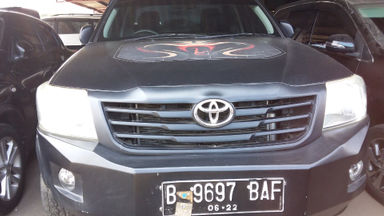 2012 Toyota Hilux PICK UP - UNIT TERAWAT, SIAP PAKAI, NO PR