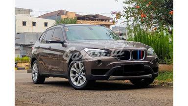 2013 BMW X1 sDrive 18i