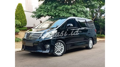 2012 Toyota Alphard SC Audio Less