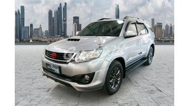 2015 Toyota Fortuner TRD Sportivo G VNT