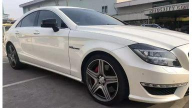2012 Mercedes Benz CLS 63 AMG - Barang Bagus Dan Harga Menarik