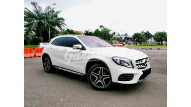 2017 Mercedes Benz GLA 200