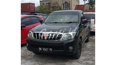 2009 Toyota Hilux Sc - Sangat Istimewa Kondisi Mulus