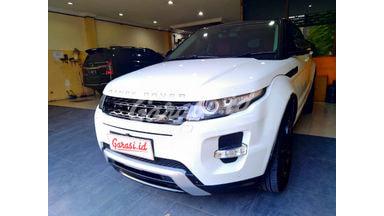 2013 Land Rover Range Rover Evoque Dynamic Luxury Si4