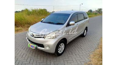 2014 Toyota Avanza All New G