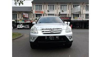 2005 Honda CR-V 2.0