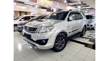2014 Toyota Fortuner TRD Diesel - Kondisi Ciamik