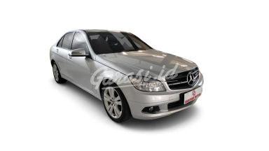 2010 Mercedes Benz C-Class C200 CGI