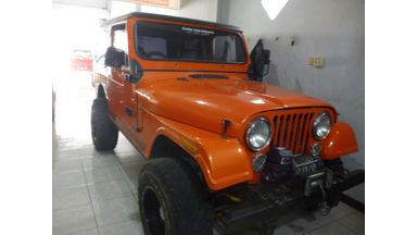 1982 Jeep CJ 7 - Siap Pakai Mulus Banget