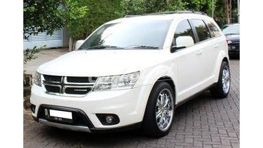 2012 Dodge Journey SXT platinum - Bekas Berkualitas