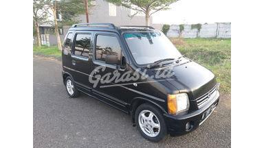 2004 Suzuki Karimun GX - Warna hitam