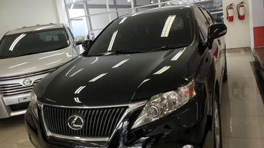 2011 Lexus RX RX270 Japan Version - Istimewa Antik